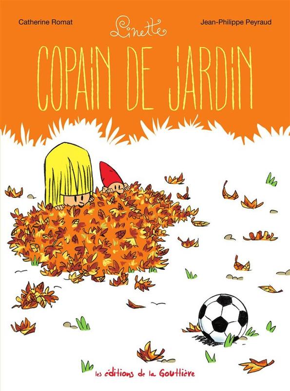 Linette T3 : Copain de jardin (0), bd chez Editions de la Gouttière de Romat, Peyraud