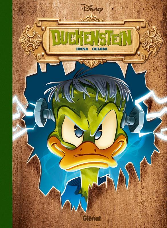 Duckenstein, bd chez Glénat de Enna, Celoni