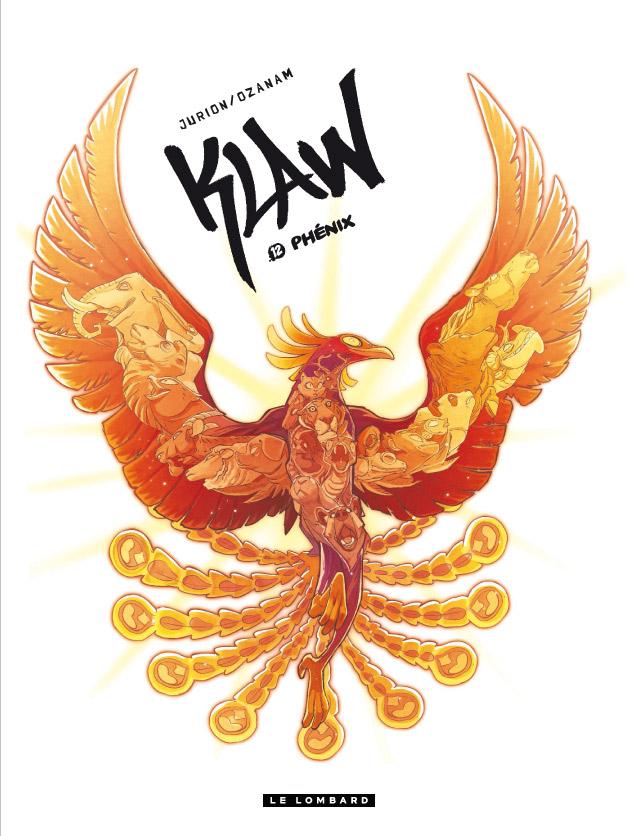 Klaw T12 : Phénix (0), bd chez Le Lombard de Ozanam, Jurion