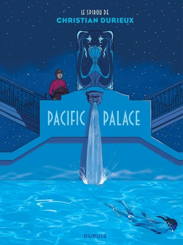 Le Spirou de... T16 : Pacific Palace (0), bd chez Dupuis de Durieux