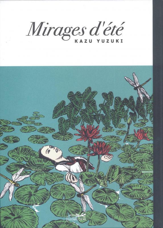 Mirages d'été, manga chez Le Lézard Noir de Yuzuki