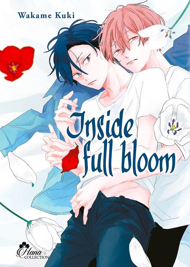 Inside full bloom, manga chez Boy's Love IDP de Kuki