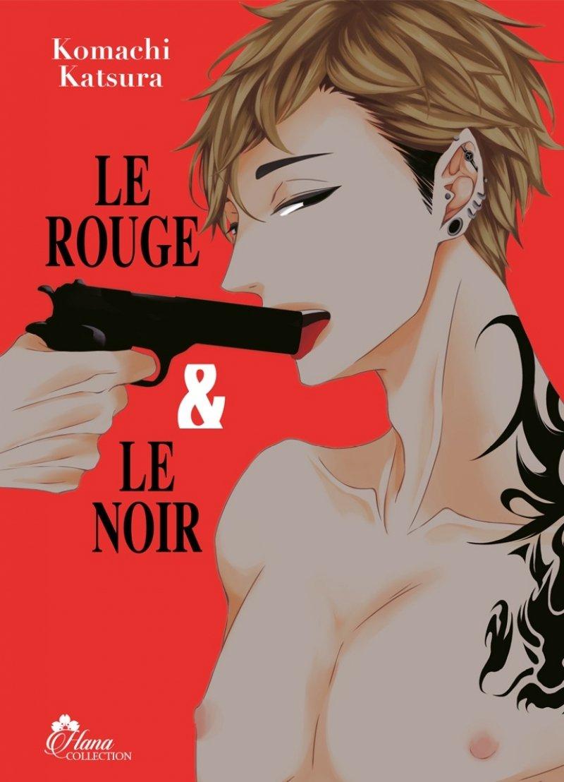 Le rouge et le noir  T1, manga chez Boy's Love IDP de Katsura