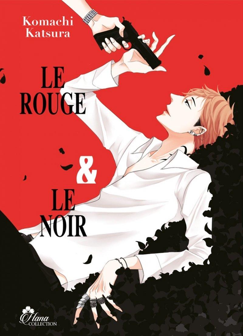 Le rouge et le noir  T2, manga chez Boy's Love IDP de Katsura