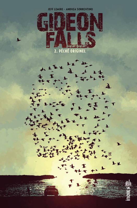 Gideon Falls T2 : Péché originel (0), comics chez Urban Comics de Lemire, Sorrentino