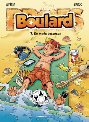Boulard T7 : En mode vacances (0), bd chez Bamboo de Erroc, Stédo, Guénard