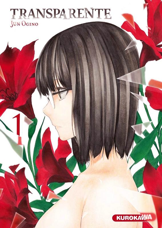 Transparente T1, manga chez Kurokawa de Ogino