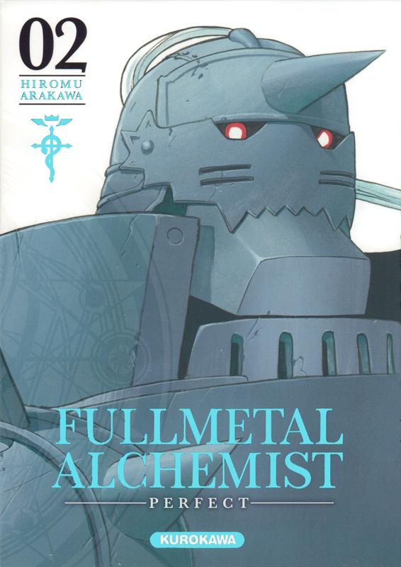 Fullmetal Alchemist – Perfect, T2, manga chez Kurokawa de Arakawa