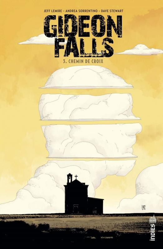 Gideon Falls T3 : Chemin de croix (0), comics chez Urban Comics de Lemire, Sorrentino, Stewart