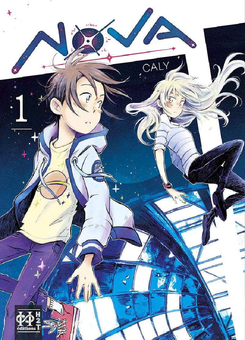 Nova T1, manga chez H2T de Caly