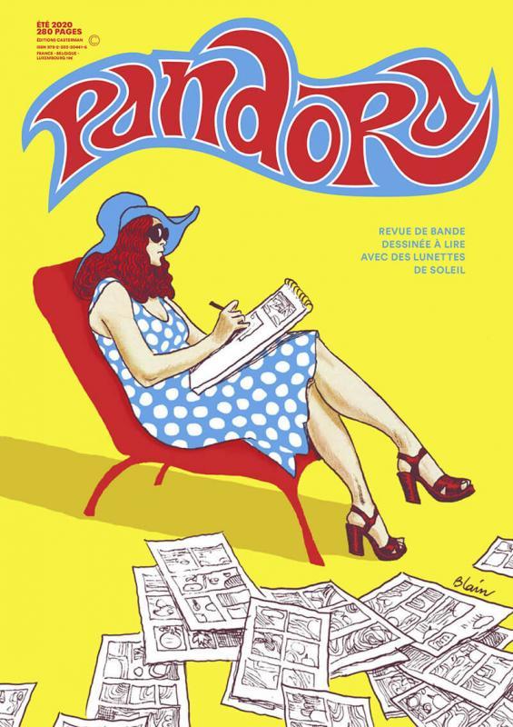 Pandora T5 : Été 2020 (0), bd chez Casterman de Collectif