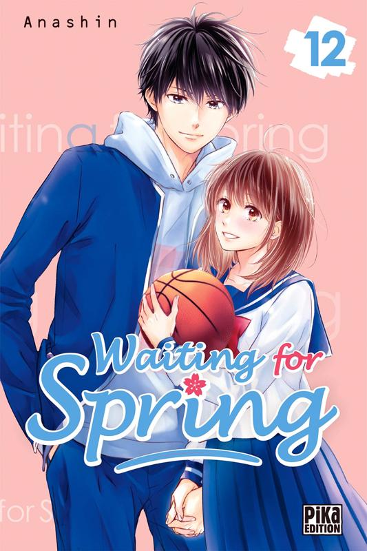 Waiting for spring T12, manga chez Pika de Anashin