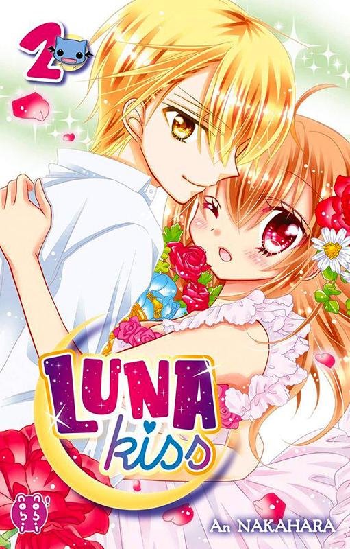 Luna kiss T2, manga chez Nobi Nobi! de Nakahara