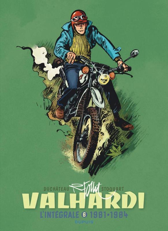 Valhardi T6 : 1981-1984 (0), bd chez Dupuis de Stoquart, Duchateau, Follet, de Kuyssche