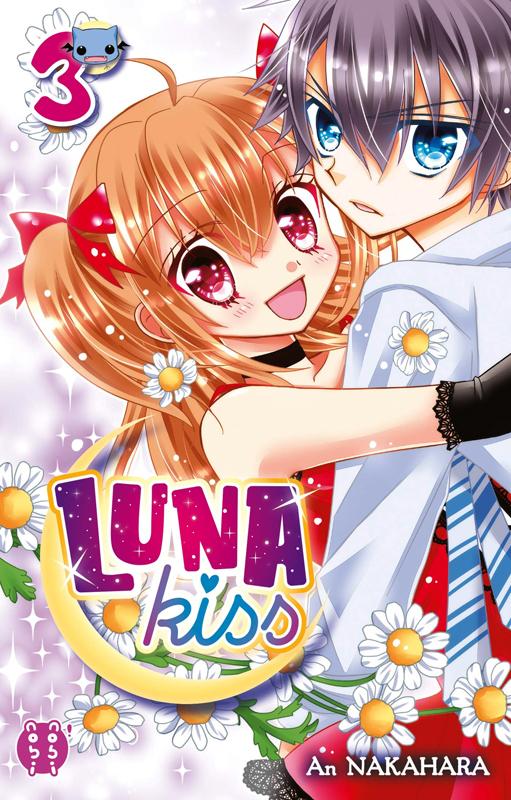 Luna kiss T3, manga chez Nobi Nobi! de Nakahara
