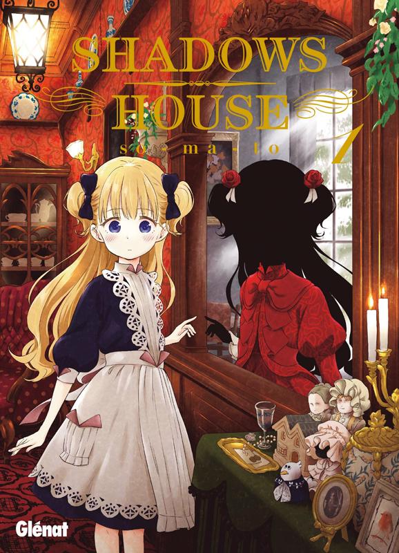 Shadows house T1, manga chez Glénat de So-ma-to