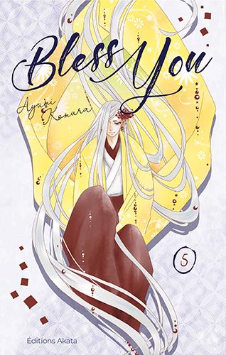 Bless you  T5, manga chez Akata de Komura