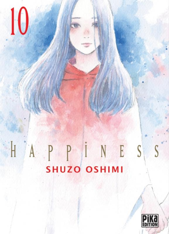 Happiness T10, manga chez Pika de Oshimi