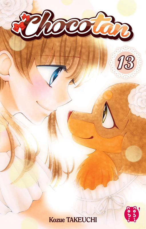 Chocotan T13, manga chez Nobi Nobi! de Takeuchi