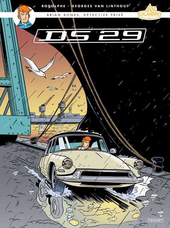 Brian Bones T4 : DS 29 (0), bd chez Paquet de Rodolphe, Van Linthout