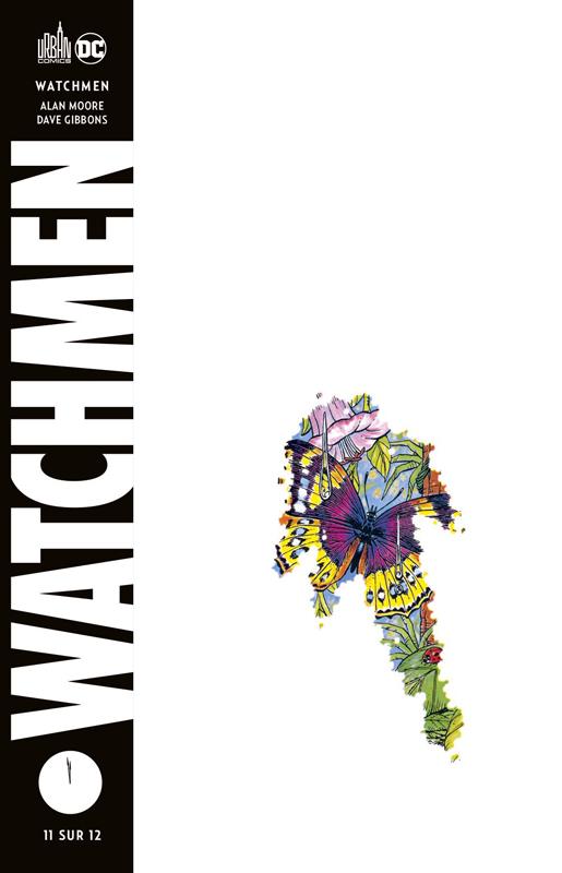 Watchmen T11, comics chez Urban Comics de Moore, Gibbons, Higgins