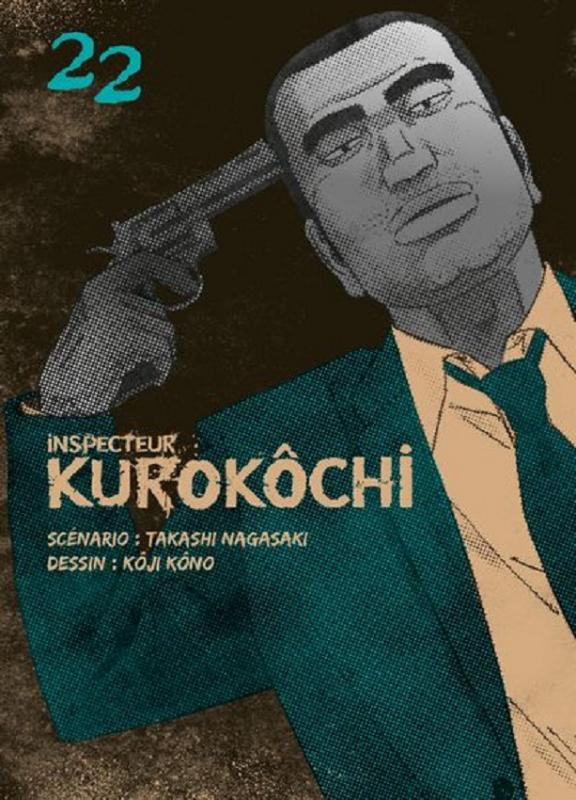 Inspecteur Kurokôchi T22, manga chez Komikku éditions de Nagasaki, Kôno