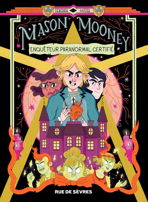 Mason mooney : Enquêteur Paranormal Certifié (0), comics chez Rue de Sèvres de Miller