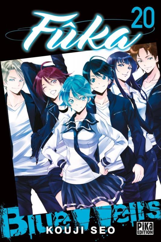 Fûka T20, manga chez Pika de Seo