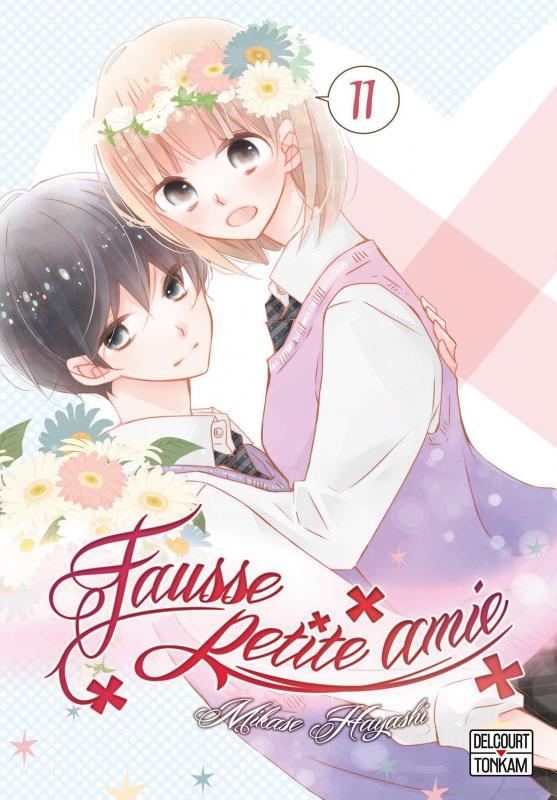 Fausse petite amie T11, manga chez Delcourt Tonkam de Hayashi