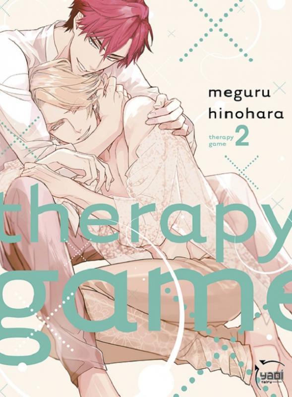 Therapy game T2, manga chez Taïfu comics de Hinohara