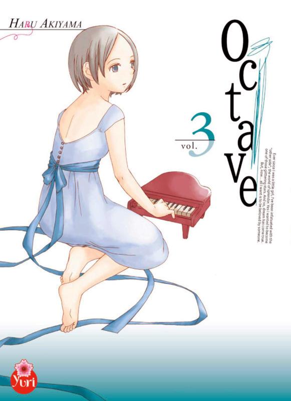 Octave T3, manga chez Taïfu comics de Akiyama