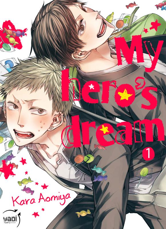 My hero's dream T1, manga chez Taïfu comics de Aomiya