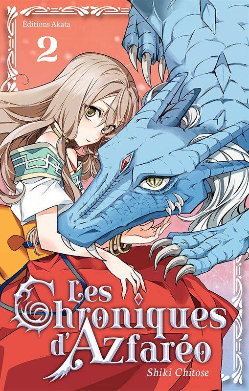 Les chroniques d'Azfaréo T2, manga chez Akata de Chitose