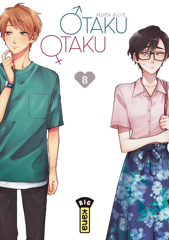 Otaku otaku T8, manga chez Kana de Fujita
