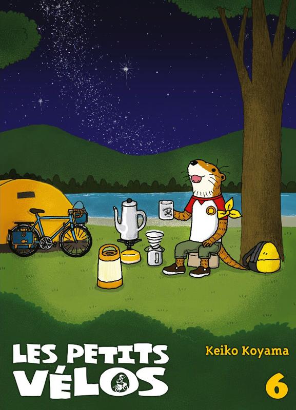Les petits vélos T6, manga chez Komikku éditions de Koyama