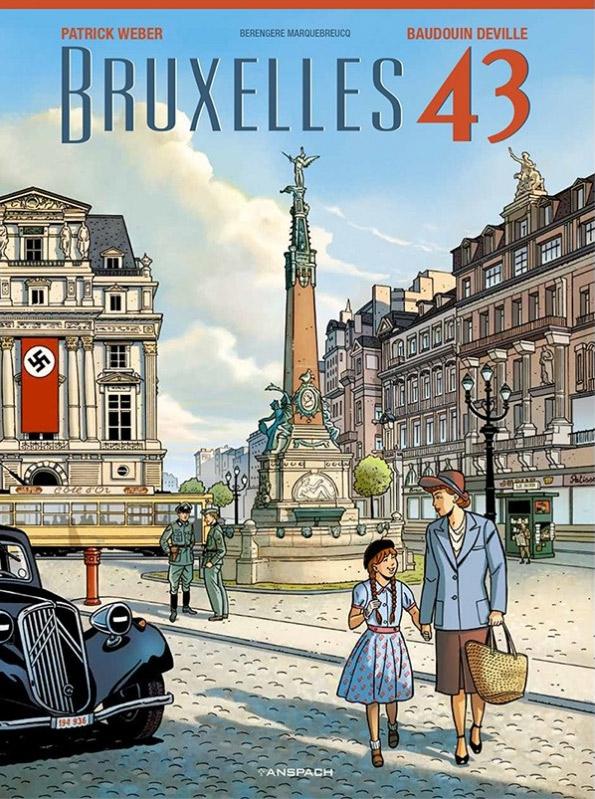 Bruxelles 43, bd chez Anspach de Weber, Deville