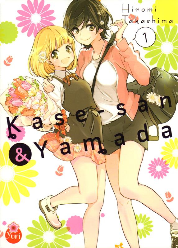 Kase-san & Yamada T1, manga chez Taïfu comics de Takashima