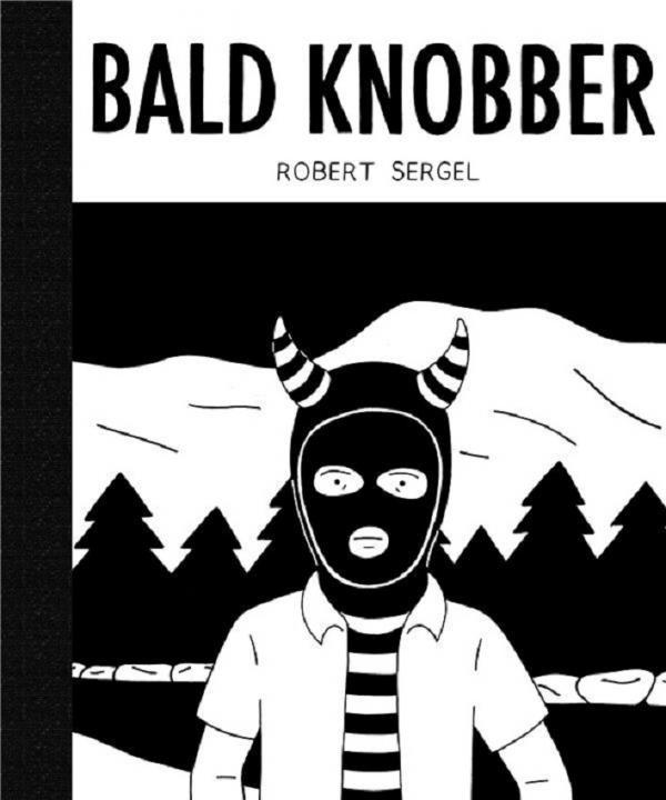 Bald Knobber, comics chez Huber éditions de Sergel