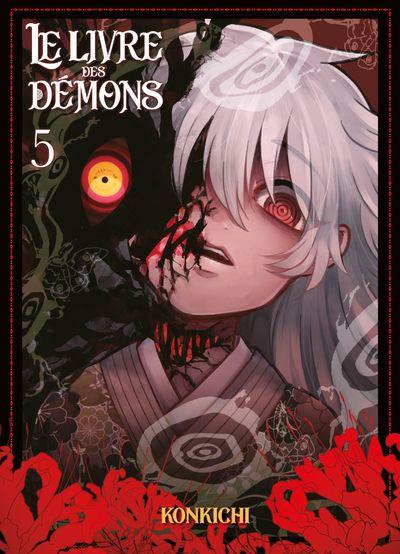 Le livre des démons T5, manga chez Komikku éditions de Konkichi