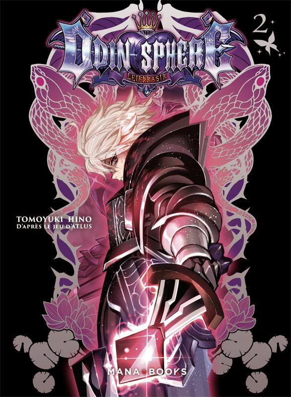 Odin Sphere T2, manga chez Mana Books de Tomoyuki
