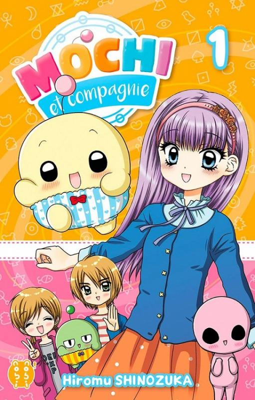 Mochi et compagnie T1, manga chez Nobi Nobi! de Shinozuka
