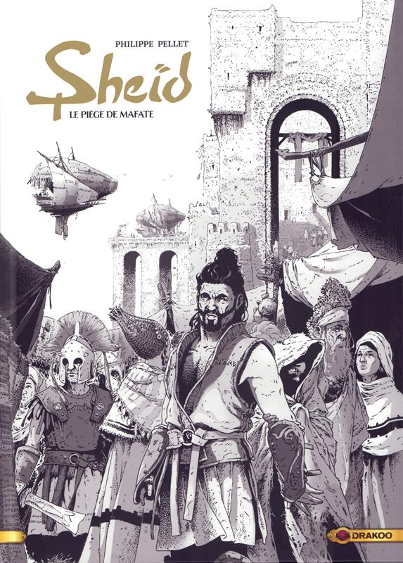 Sheid T1 : Le piège de Mafate (0), bd chez Bamboo de Pellet