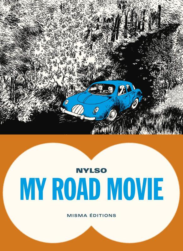 My Road Movie, bd chez Misma de Nylso