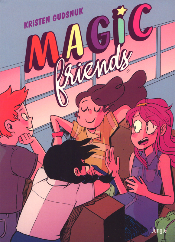 Magic friends, comics chez Jungle de Gudsnuk