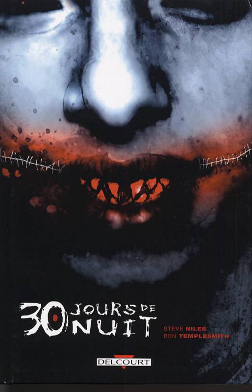 30 jours de nuit T1 : 30 jours de nuit (0), comics chez Delcourt de Niles, Templesmith