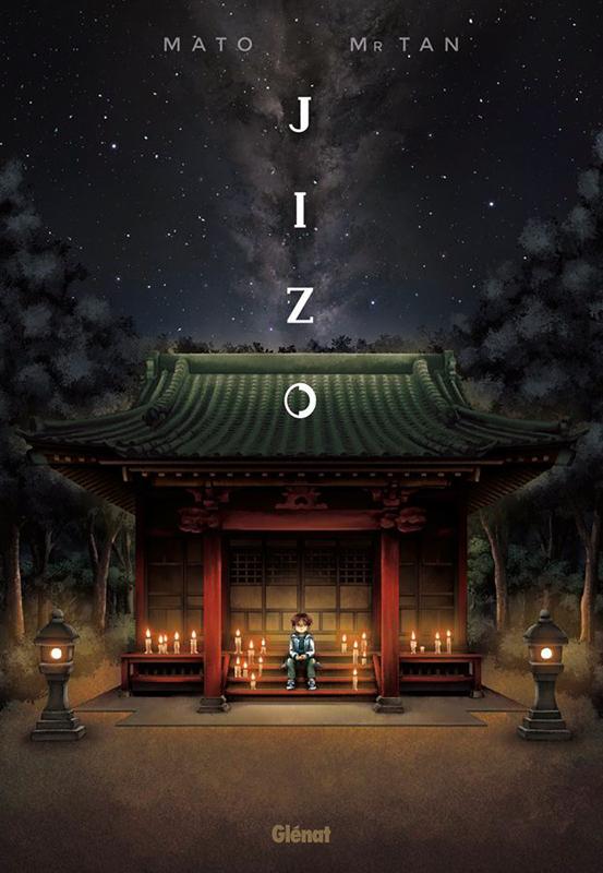 Jizo, manga chez Glénat de Mr Tan, Mato