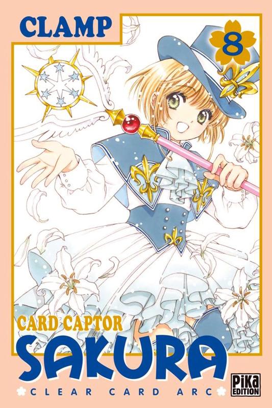 Card Captor Sakura - Clear card arc T8, manga chez Pika de Clamp