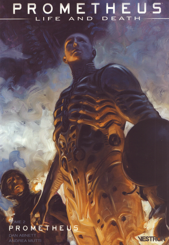 Prometheus : Life and Death T2 : Prometheus (0), comics chez Vestron de Abnett, Mutti, Beredo, Palumbo
