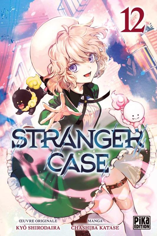 Stranger case T12, manga chez Pika de Shirodaira, Katase