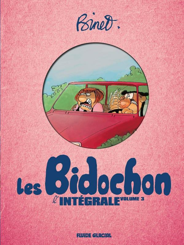 Les bidochon T3 : Tomes 9 à 12 (0), bd chez Fluide Glacial de Binet